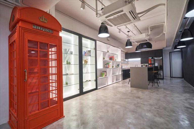 宏達工業中心香港辦公室