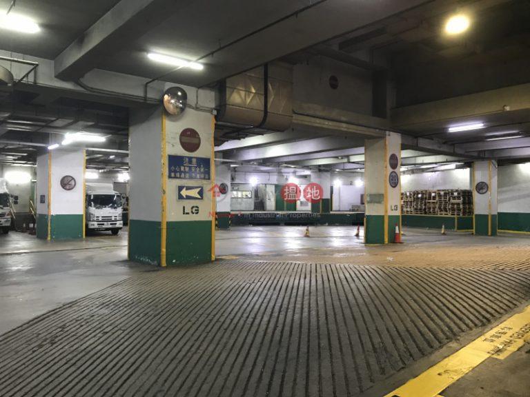 優質工廈,特大貨梯及車場