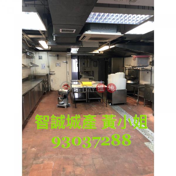 Kwai Chung WELL FUNG INDUSTRIAL CENTRE For RENT